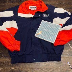 Vintage Official Licensed Ford Jacket Men's Medium